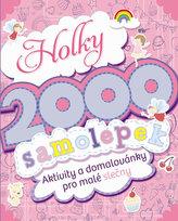 Holky – 2000 samolepek