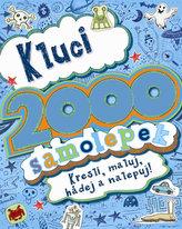 Kluci – 2000 samolepek