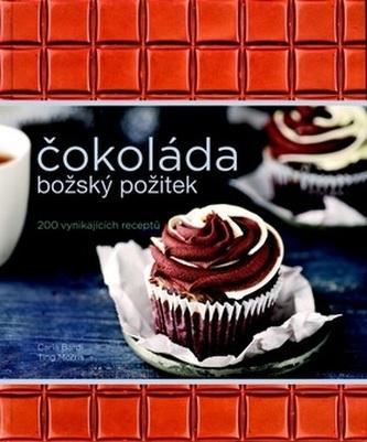 Čokoláda božský požitek - 200 vynikajících receptů