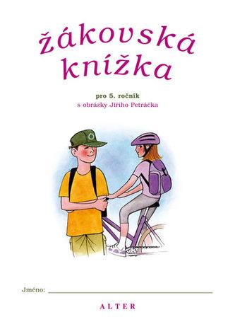 Žákovská knížka pro 5. ročník ZŠ