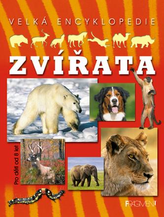 Velká encyklopedie zvířata