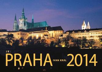Kalendář 2014 - Praha malá