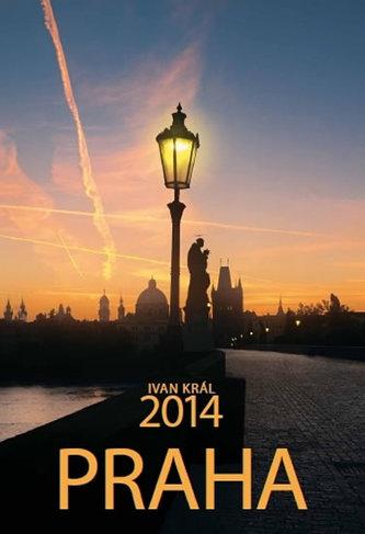 Kalendář 2014 - Praha velká