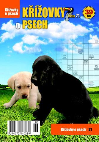 Křížovky 21 - O psech