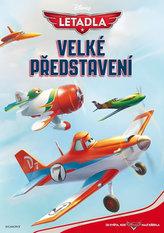 Letadla - Velké představení