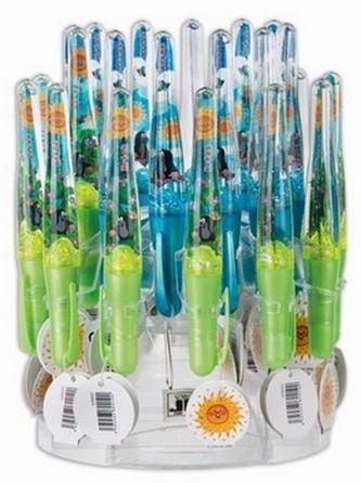 Svítící tužka Krtek 1 ks