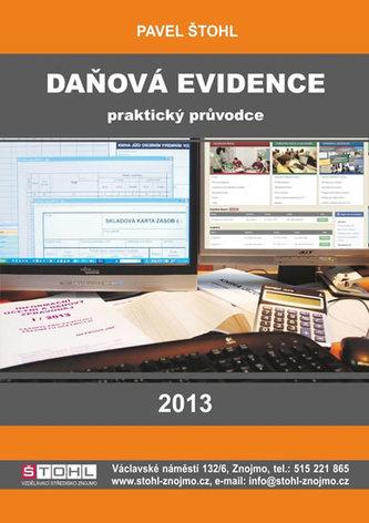 Daňová evidence - praktický průvodce 2013