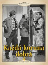 Každá koruna dobrá - DVD (digipack)