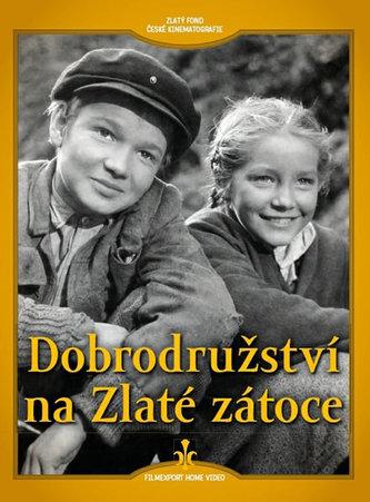 Dobrodružství na Zlaté zátoce - DVD