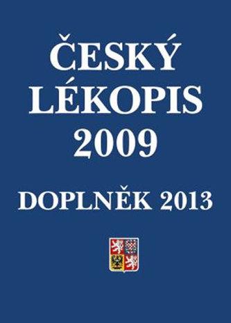Český lékopis 2009 – Doplněk 2013