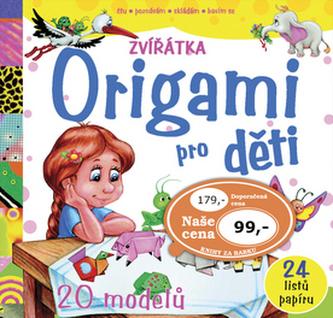 Origami pro děti – Zvířátka