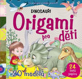 Origami pro děti – Dinosauři