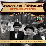 Panoptikum hříšných lidí města pražského - 2CD