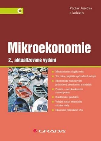 Mikroekonomie - Václav Jurečka