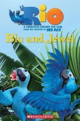 Popcorn ELT Readers 1: RIO Blu and Jewel with CD