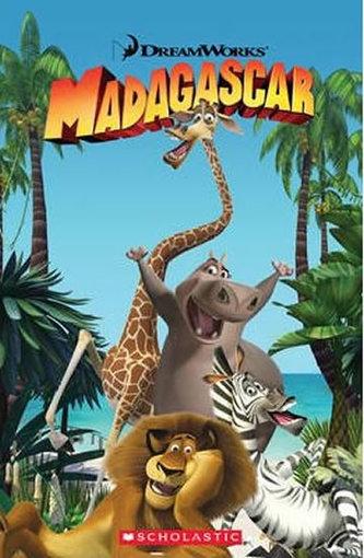 Popcorn ELT Readers 1: Madagascar 1 with CD