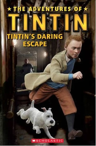 Popcorn ELT Readers 1: The Adventures of Tintin - Tintin´s Daring Escape