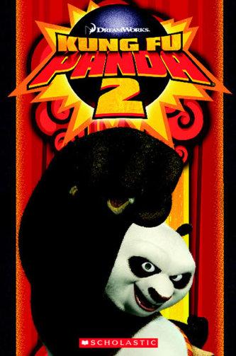 Popcorn ELT Readers 3: Kung Fu 2 Panda The Kaboom of Doom - neuveden