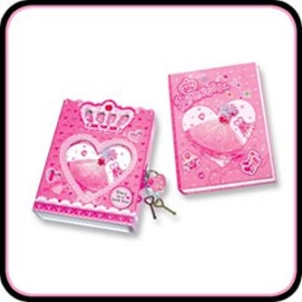 Deník v uzamykacím boxu - Princezna - neuveden