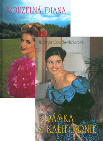 Balíček 2ks Kouzelná Diana + Kráska z Kalifornie