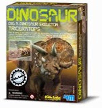 Triceratops - Skládací kostra