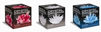 Pěstování krystalů