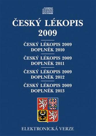 Český lékopis 2009, ČL 2009 – Doplněk 2010, ČL 2009 – Doplněk 2011, ČL 2009 – Doplněk 2012, ČL 2009 – Doplněk 2013