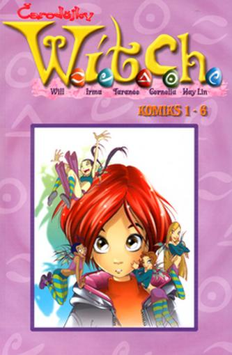 Witch KOMIKS  1- 6