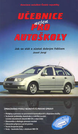 Učebnice nejen pro autoškoly