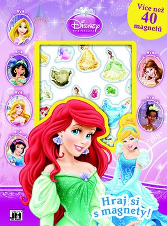 Princezny Hraj si s magnety
