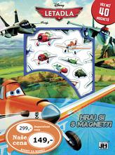 Letadla Hraj si s magnety