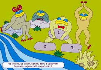 Žáby, žabky, žabulky
