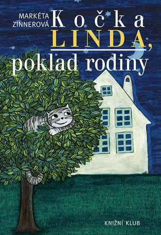 Kočka Linda, poklad rodiny