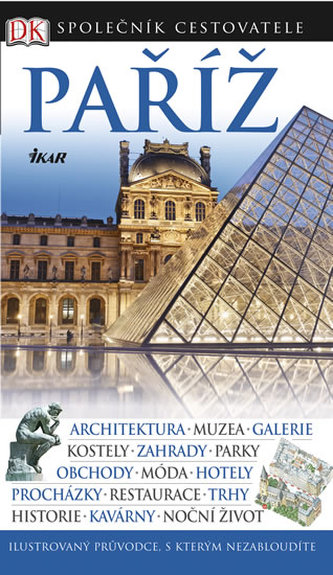 Paříž - Společník cestovatele - Alan Tillier