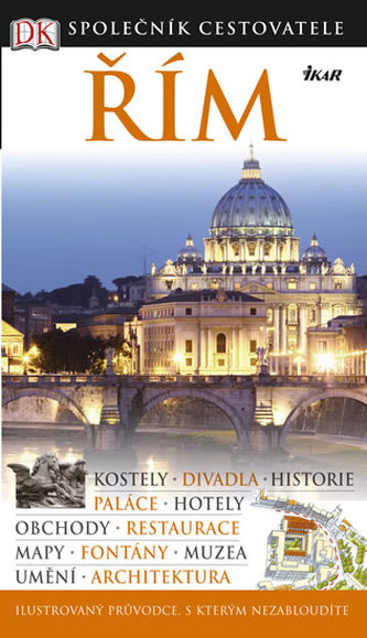 Řím - Společník cestovatele - neuveden