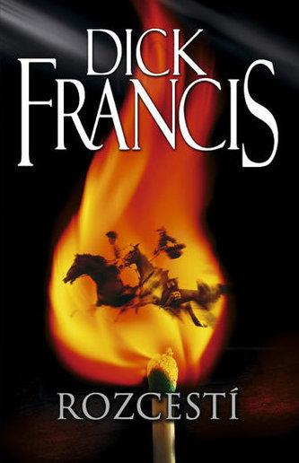 Rozcestí - Dick Francis