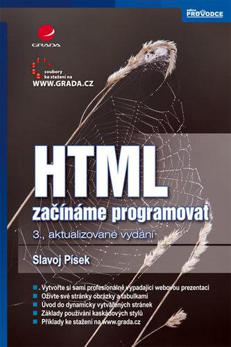 HTML - začínáme programovat, 3.vydání