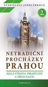 Netradiční procházky Prahou II