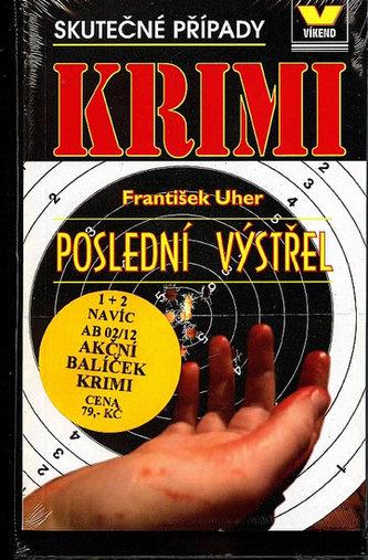 Krimi 1+2 zdarma - akční balíček 01/12