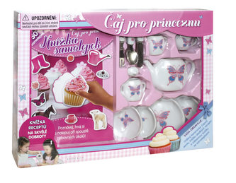 Čaj pro princeznu - Knížka receptů na skvělé dobroty