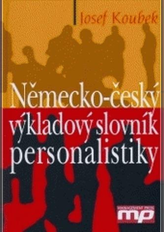 Německo-český výkladový slovník personalistiky