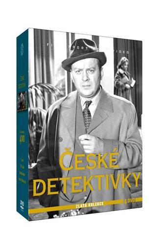 Detektivní - 4DVD