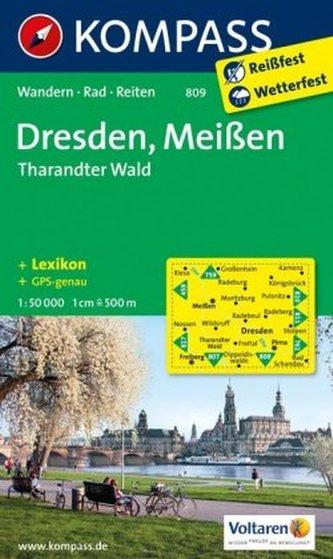 Dresden-Meissen-Tharandter Wald  809  NKOM