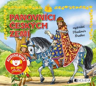 Panovníci českých zemí - CD (digipack)