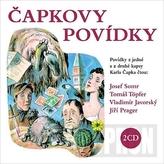 Čapkovy povídky - 2CD