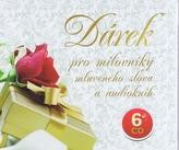 Dárek pro milovníky mluveného slova a audioknih - 6CD