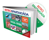 Retro Spartakiáda 50.-80. léta - DVD + kniha