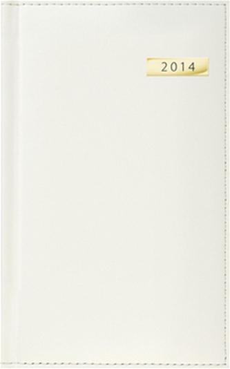 Diář 2014 - Erebos bílý - Kapesní