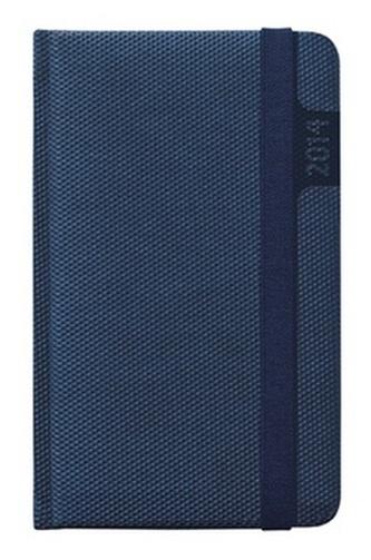 Diář 2014 - Janus modrý - Kapesní