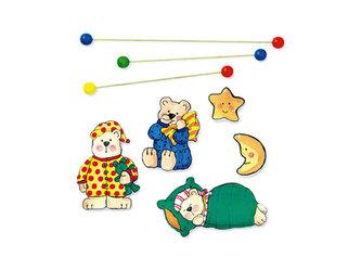 Závěsný kolotoč - spící medvědi - neuveden